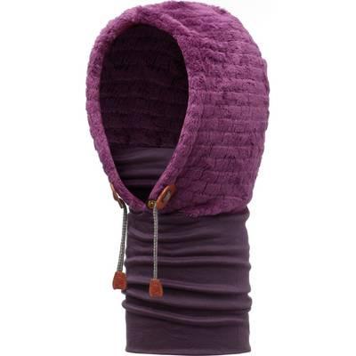 BUFF Hoodie Thermal Loop lila