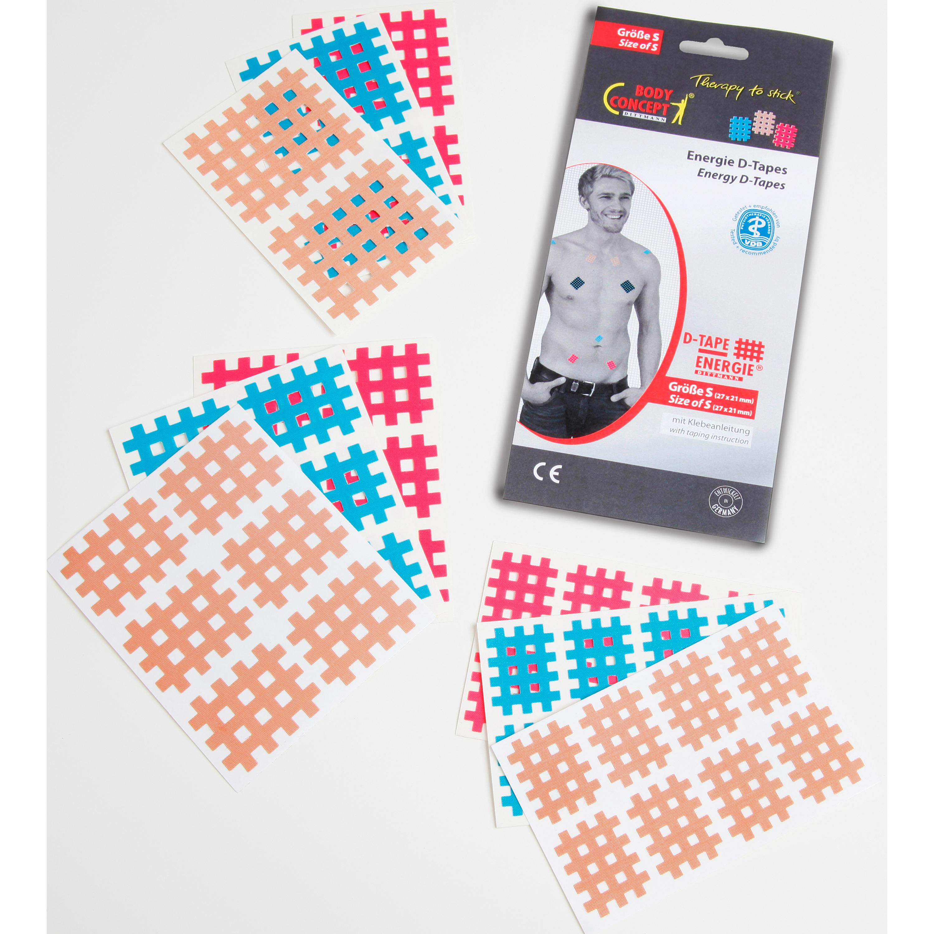Body Concept Energie Kinesiologisches Tape