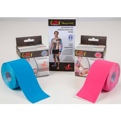 Body Concept Starter-Set Kinesiologisches Tape