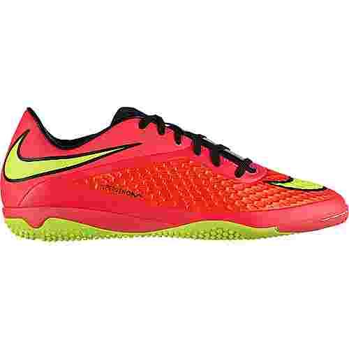 Nike HYPERVENOM PHELON IC Fußballschuhe Herren neonorangegelb im Online Shop von SportScheck kaufen