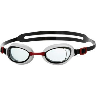 SPEEDO Aquapure Schwimmbrille red/smoke