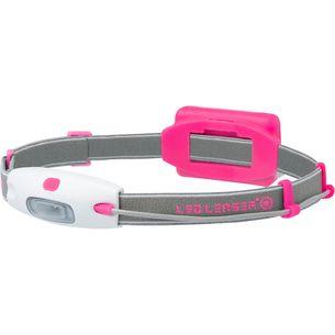 Led Lenser Neo Stirnlampe LED pink