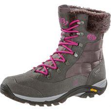 BRÜTTING Schuh Himalaya Winterschuhe Damen anthrazit/pink