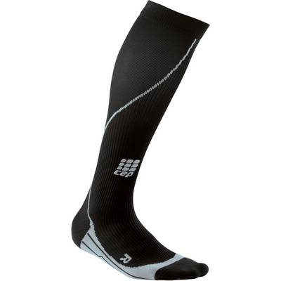 CEP Run Sock 2.0 Kompressionsstrümpfe Damen schwarz