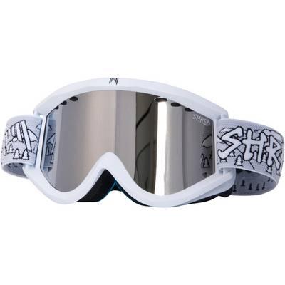 Shred Soaza Skibrille weiß