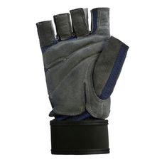 unifit Fitnesshandschuhe schwarz