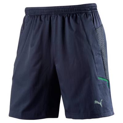 PUMA PT AT Cool Woven Funktionsshorts Herren navy