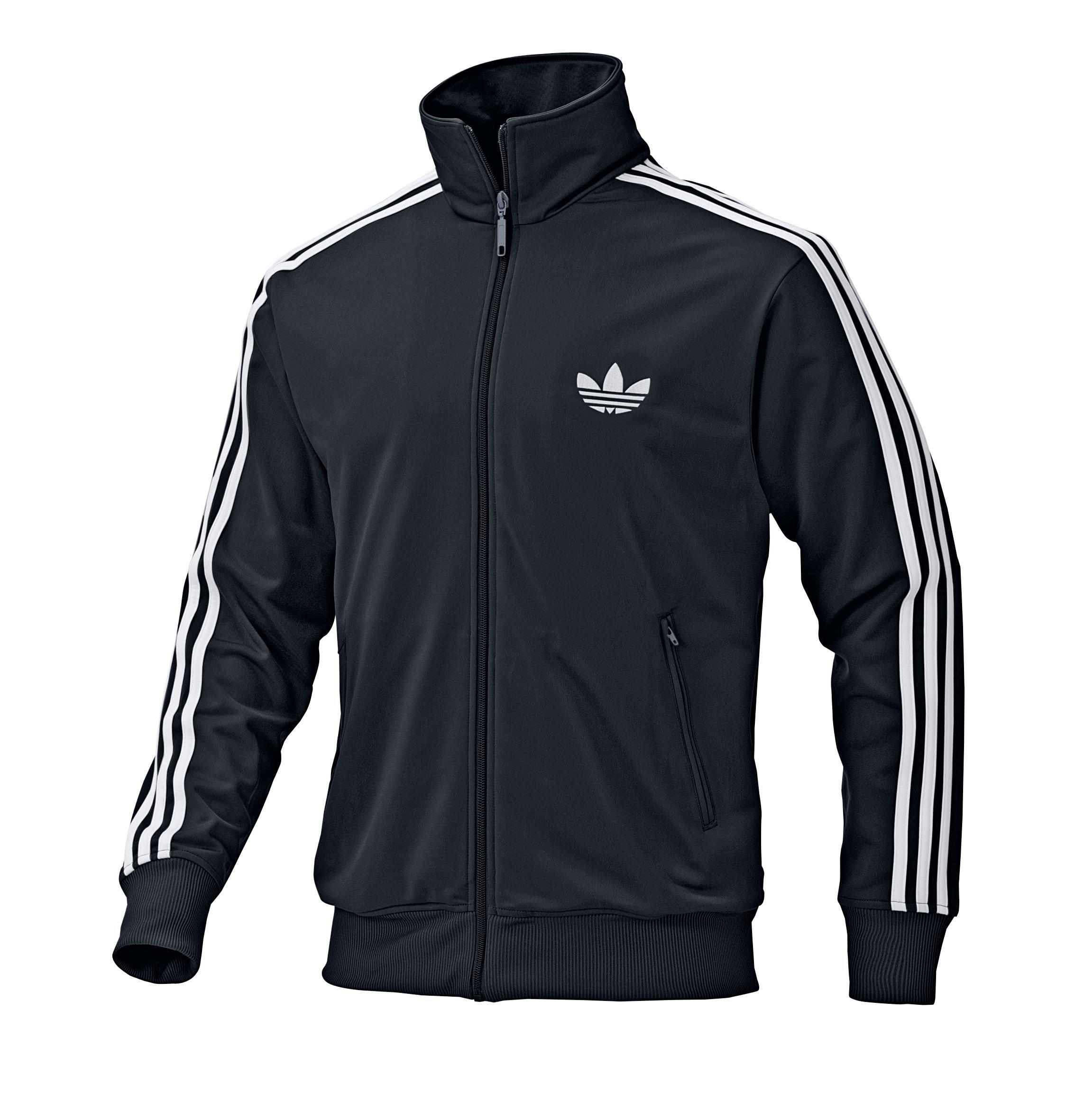 Adidas jacke firebird herren schwarz