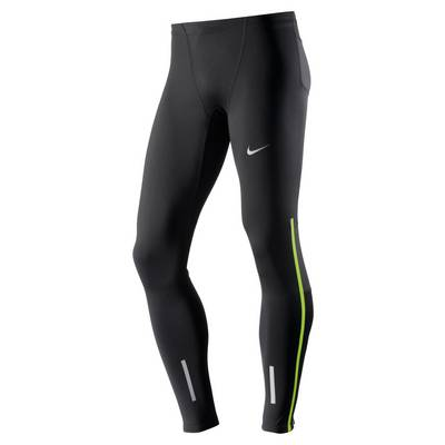 Nike Tech Lauftights Herren schwarz