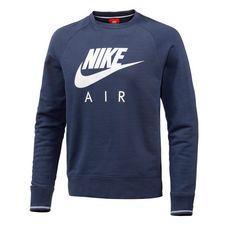 Nike AW77 FT Sweatshirt Herren navy