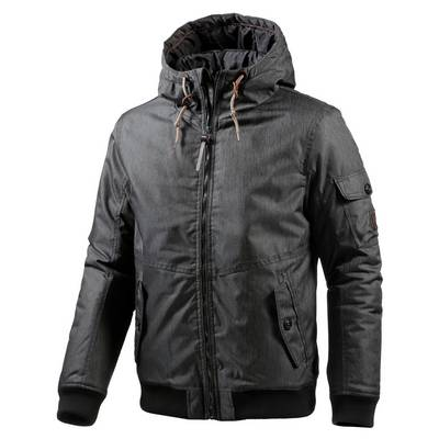 TOM TAILOR Jacke Herren anthrazit