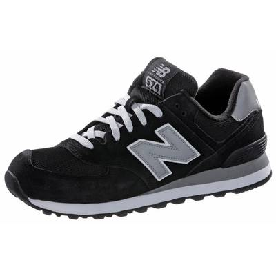 NEW BALANCE M574NK Sneaker Herren schwarz