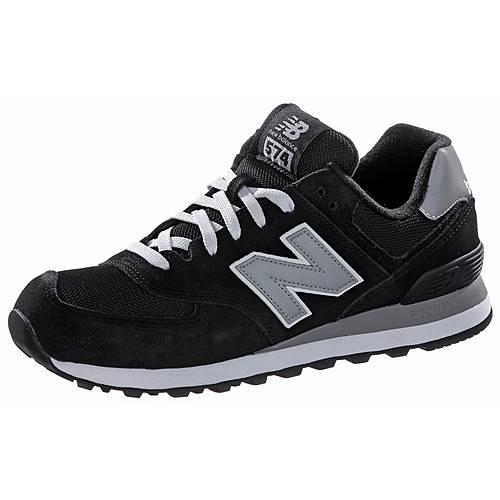 new balance m574nk sneaker herren schwarz im online shop von sportscheck kaufen. Black Bedroom Furniture Sets. Home Design Ideas