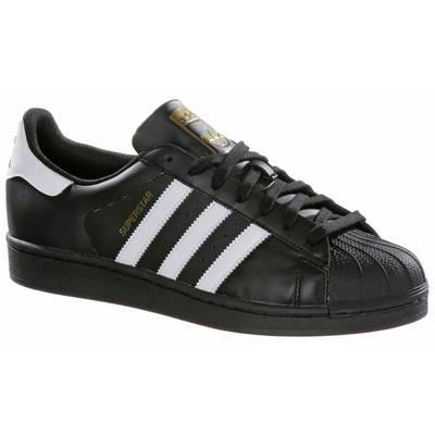 adidas Superstar Sneaker Damen schwarz/weiß