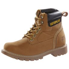 CATERPILLAR Willow Schnürstiefel Damen camel