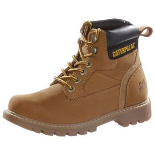 CATERPILLAR Willow Boots Damen camel