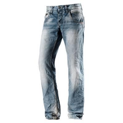 TIMEZONE HaroldTZ Straight Fit Jeans Herren light denim