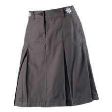 OCK Skirt Faltenrock Damen dunkelgrau