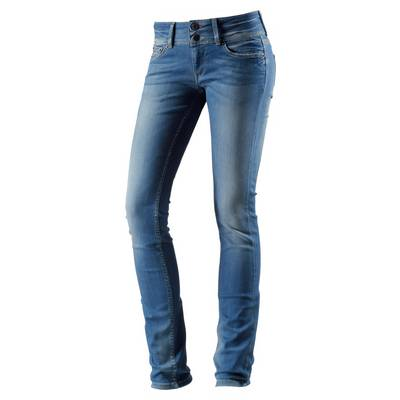 Pepe Jeans Vera Skinny Fit Jeans Damen light denim