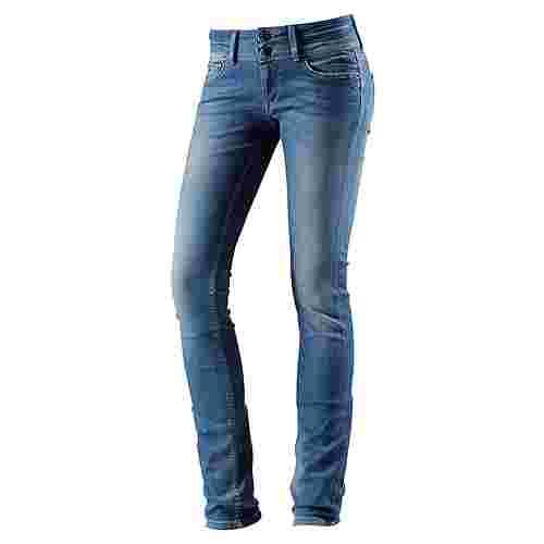 Pepe Jeans Vera Skinny Fit Jeans Damen light denim