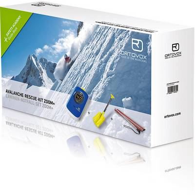 ORTOVOX Avalanche Rescue Set Zoom+ LVS-Gerät