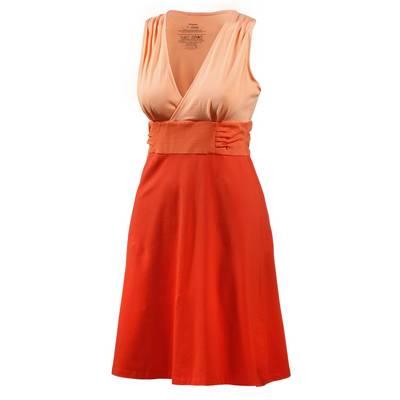 Patagonia Margot Jerseykleid Damen orange