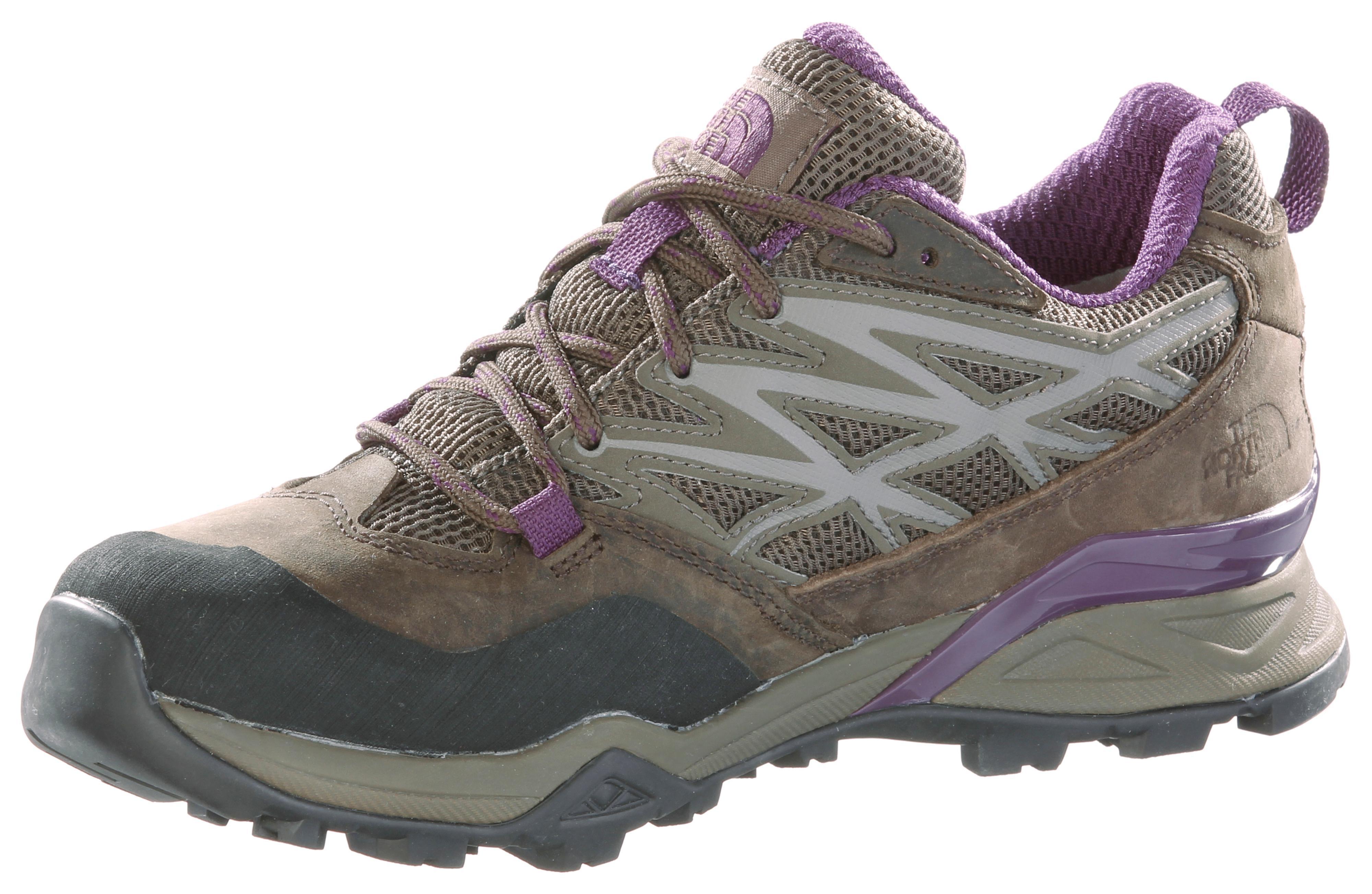The North North North Face Hedgehog Hike GTX Woherren Wanderschuhe Damen braun lila im Online Shop von SportScheck kaufen Gute Qualität beliebte Schuhe 31bbad