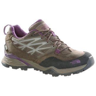 The North Face Hedgehog Hike Women's GTX® Wanderschuhe Damen braun/lila