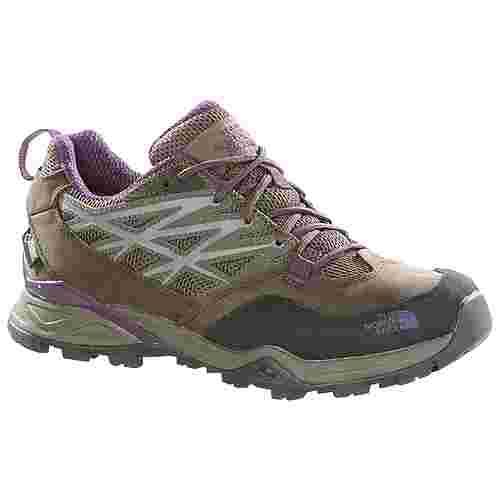The North Face Hedgehog Hike Women's GTX® Wanderschuhe Damen braun/lila