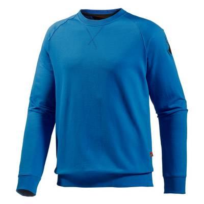 OCK Langarmshirt Herren blau