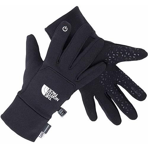 The North Face Etip Fingerhandschuhe Damen schwarz