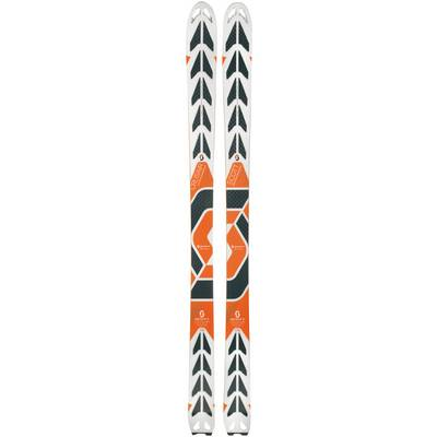 SCOTT Crus'Air Tourenski weiß/grau/orange