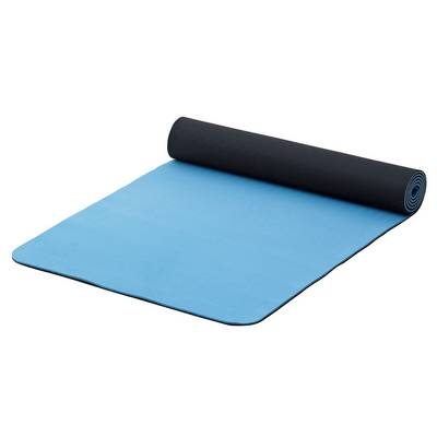 unifit Yogamatte grau/blau