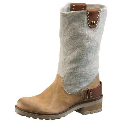 Coolway Stiefel Damen hellbraun/beige