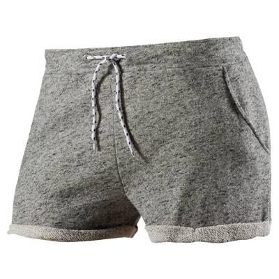 iriedaily Shorts Damen graumelange