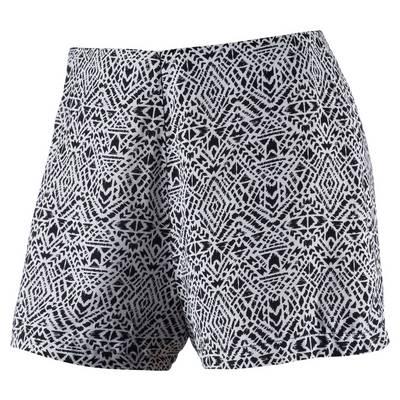 all about eve Shorts Damen schwarz/weiß