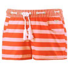 Roxy Badeshorts Kinder orange/koralle