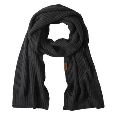 Brekka Milano Schal schwarz