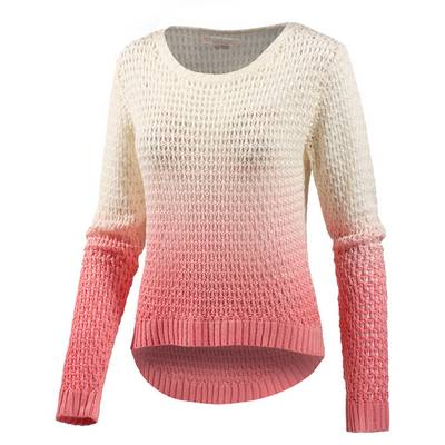 Billabong Hazy Days Strickpullover Damen rose/offwhite