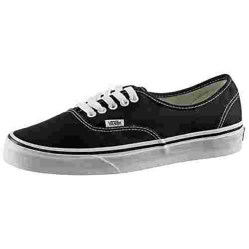 Vans Authentic Sneaker schwarz/weiß