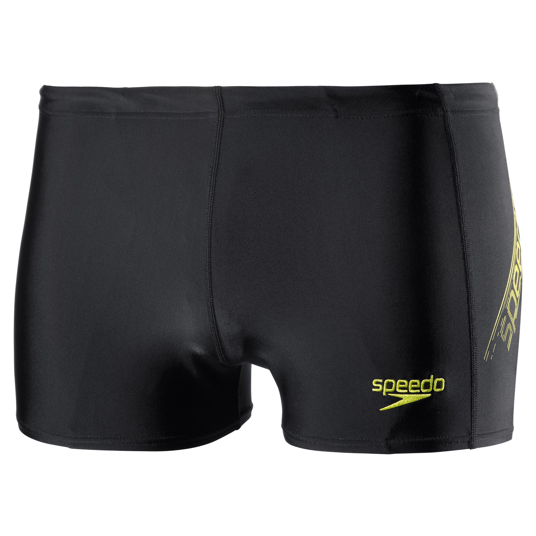 SPEEDO Sports Logo Aquashort Kastenbadehose Herren