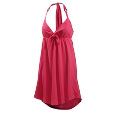 Maui Wowie Oily Bandeaukleid Damen pink