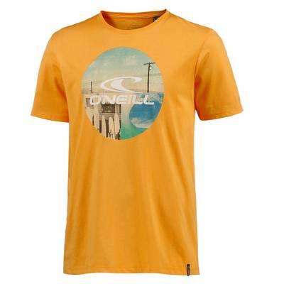 O'NEILL Look Back Printshirt Herren gelb