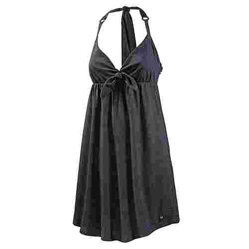 Maui Wowie Oily Neckholderkleid Damen schwarz