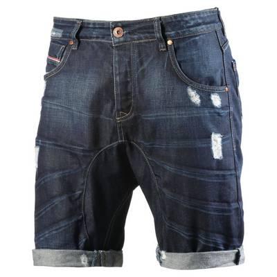 VSCT Jeansshorts Herren destroyed denim