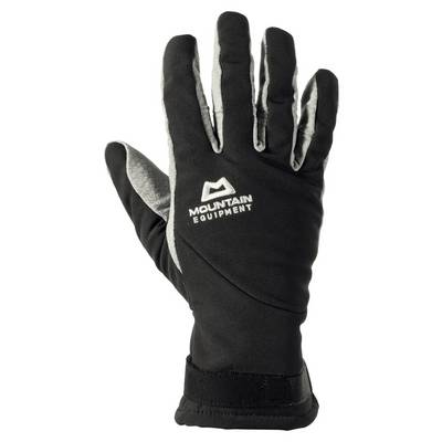 Mountain Equipment Super Alpine Outdoorhandschuhe schwarz/anthrazit