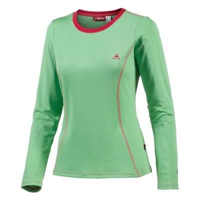 OCK Funktionsshirt Damen hellgrün