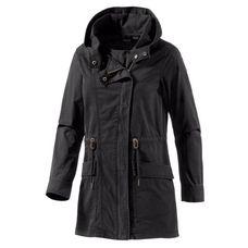 Roxy Cover You Jacket Kapuzenjacke Damen schwarz