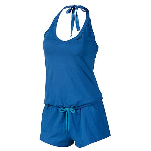 Bench Bowlover Jumpsuit Damen blau