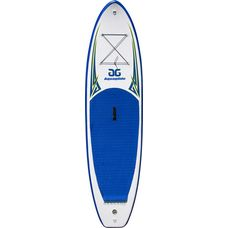 "Aquaglide Cascade 10'6"" SUP Board blau/weiß"